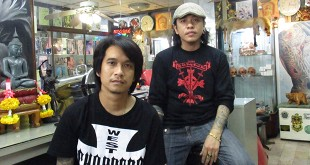 Tattoo Corner Pattaya
